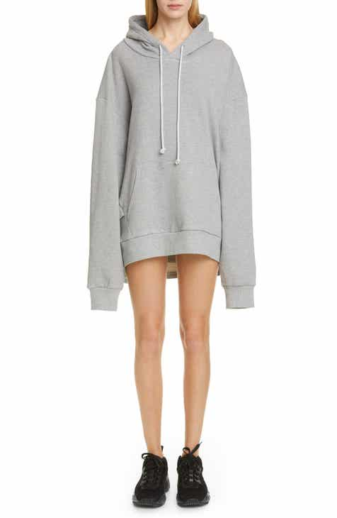 Matthew Adams Dolan Oversize French Terry Hoodie by MATTHEW ADAMS DOLAN