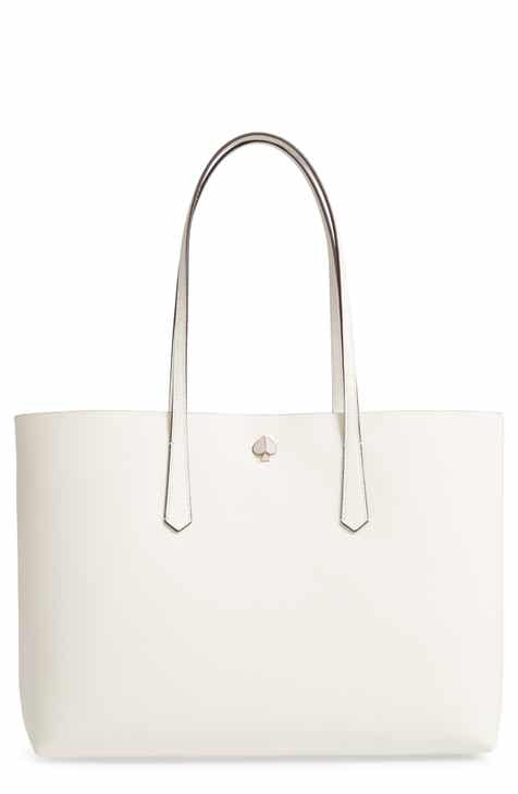3309a5de6d83 kate spade new york large molly leather tote
