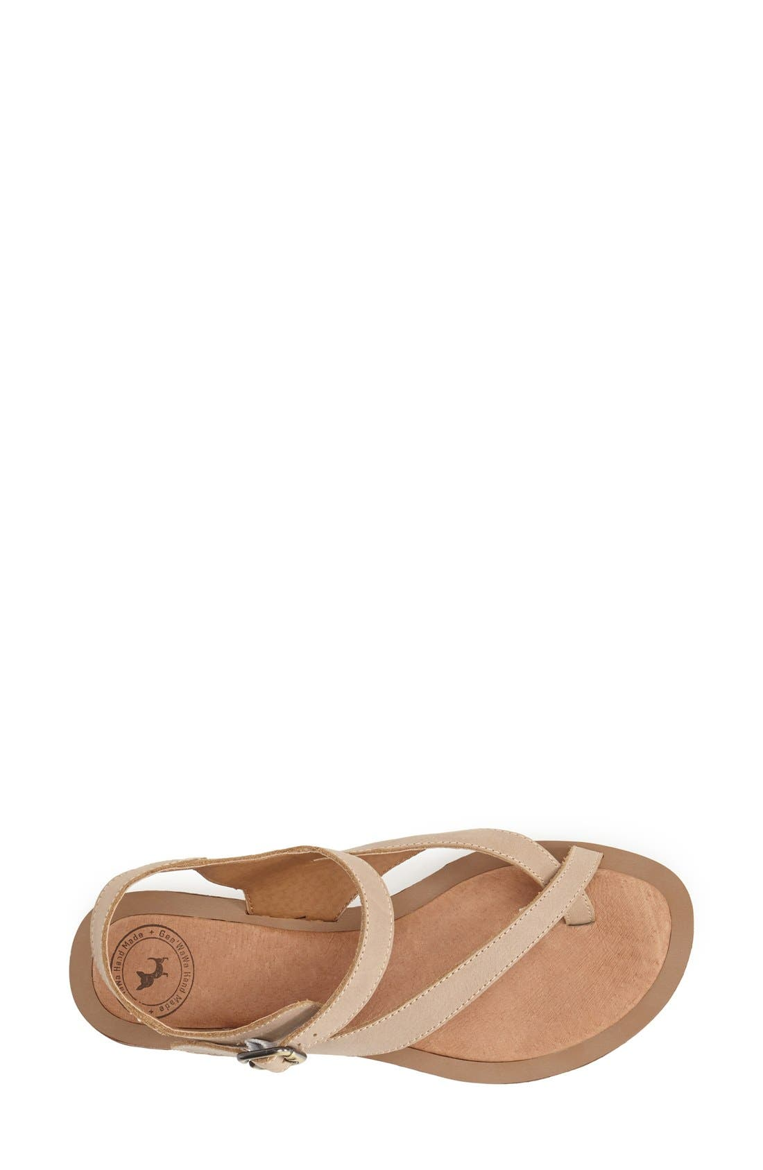 Alternate Image 3  - Gee WaWa 'Montana' Leather Sandal (Women)