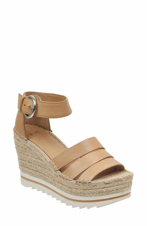 a159edd6275 Marc Fisher LTD Sammy Espadrille Wedge Sandal (Women)