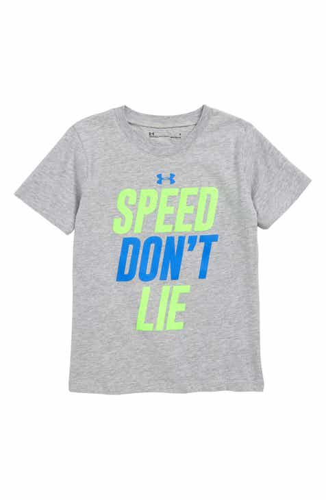 Under Armour Speed Don't Lie T-Shirt (Toddler Boys & Little Boys)