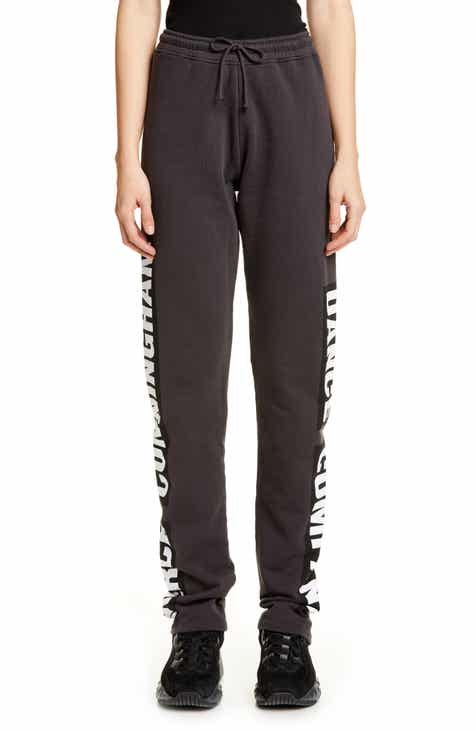 Acne Studios Fella '70s Print Sweatpants by ACNE