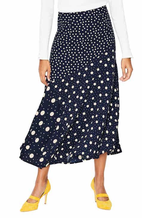 3b0e17a484 Boden Alina Midi Skirt (Regular   Petite)