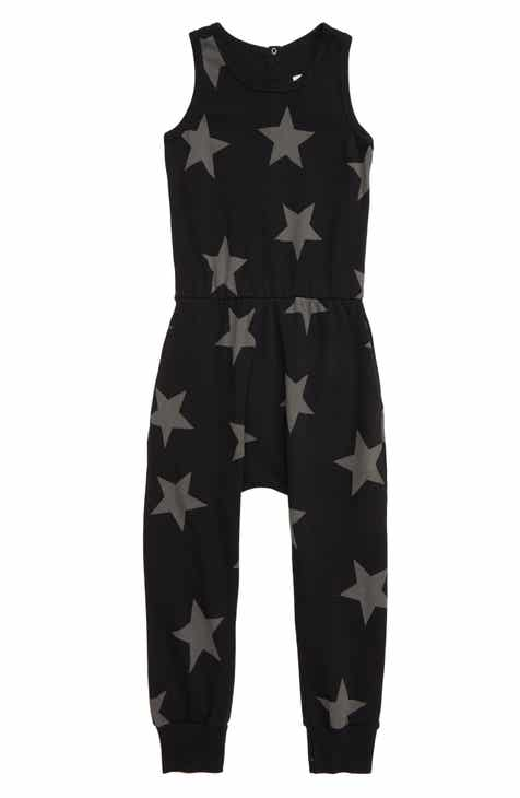 75d0b28c61b Nununu Star Romper (Little Girls)