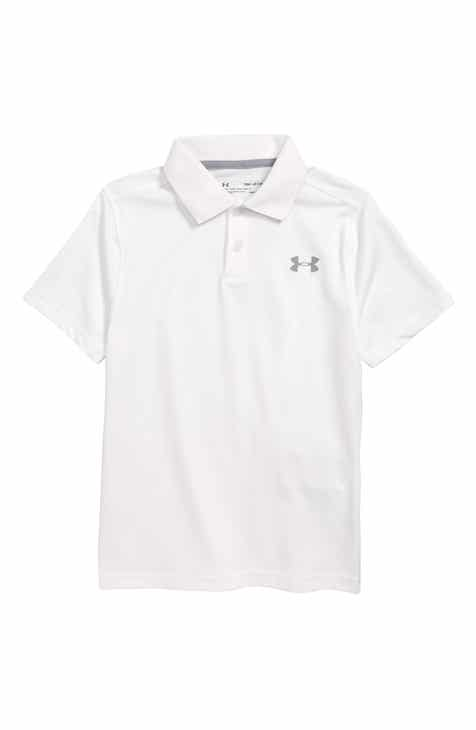 575e9a55 Under Armour HeatGear® Performance Polo (Little Boys & Big Boys)