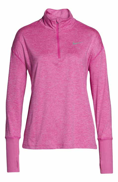 new styles 274f9 0c253 Nike Element Long-Sleeve Running Top