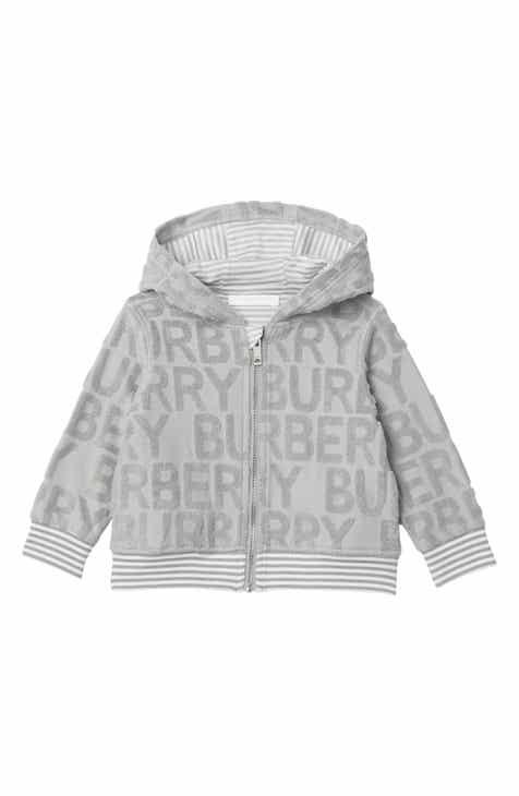 2eb438d15ad Burberry Mini Mick Zip Hoodie (Baby)