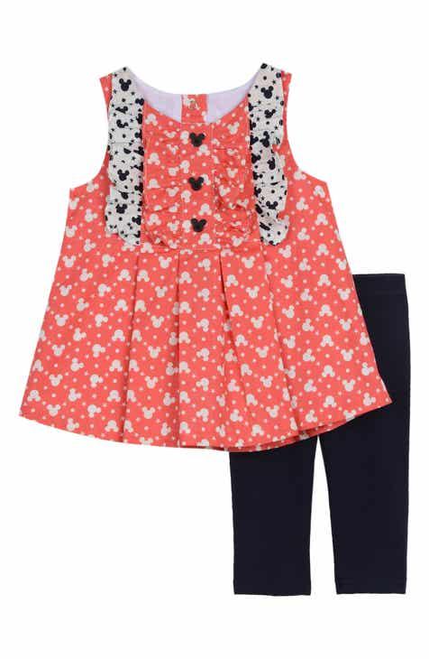 0e0dcd5be Pippa   Julie x Disney® Minnie Mouse® Tank   Leggings Set (Toddler Girls    Little Girls)