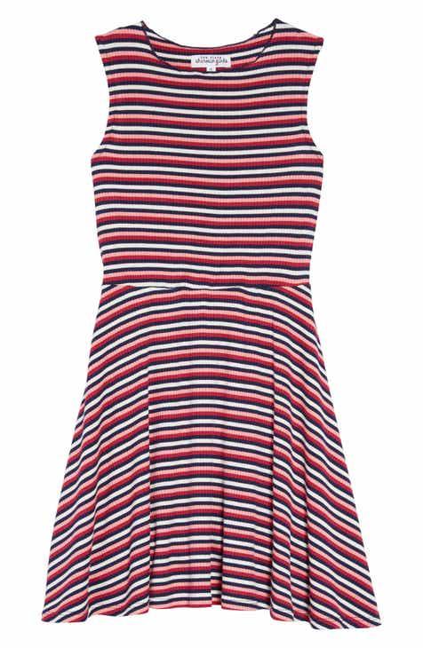 a5c19c5535576 Ten Sixty Sherman Stripe Dress (Big Girls)