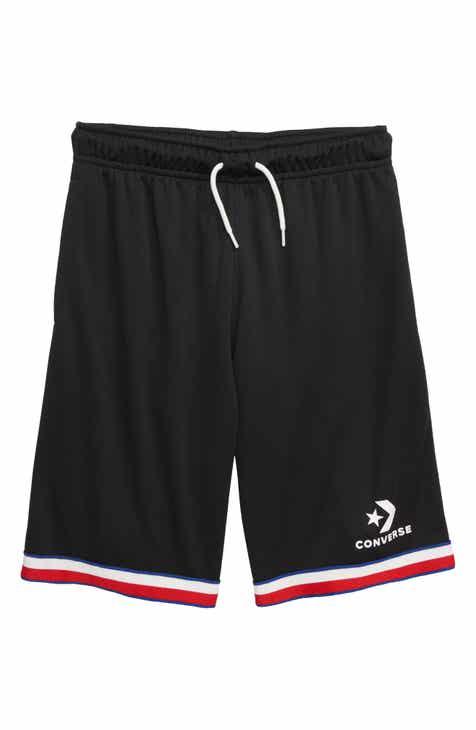 82b64a03587d Converse Mesh Court Shorts (Big Boys)