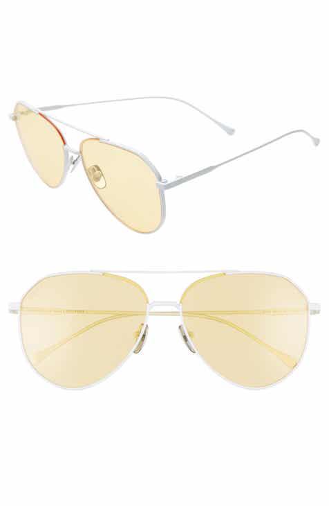 6f1c9561932db DIFF Dash 59mm Aviator Sunglasses