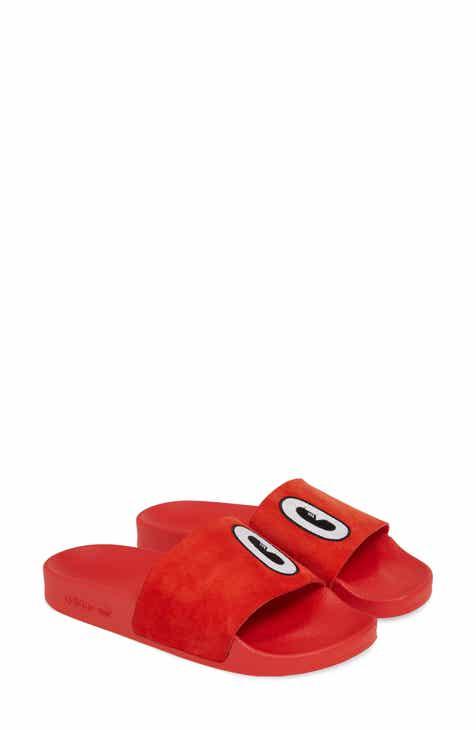 38f3b1395bd9 adidas  Adilette  Slide Sandal (Women)