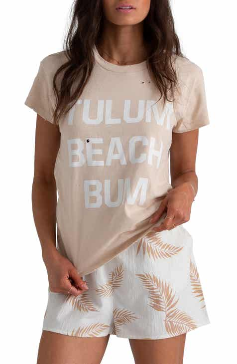 5ac96765181af Billabong x Sincerely Jules Perfect Boy Graphic Tee