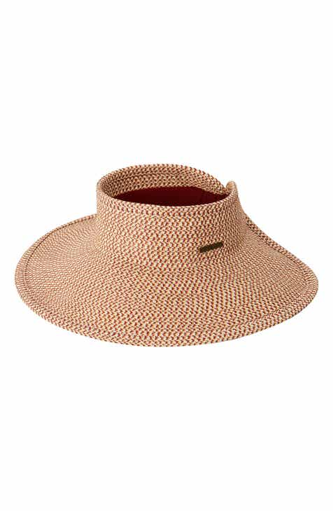 d90fb8614422a O Neill Shade Up Wide Brim Straw Hat
