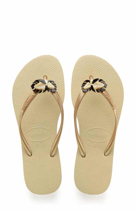 5d316193d8b7 Beige Flip-Flops   Sandals for Women