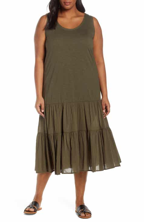 Green Plus-Size Dresses | Nordstrom