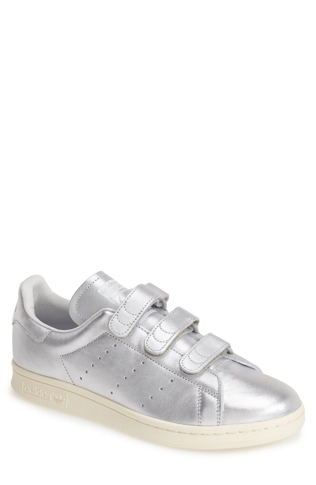 Main Image - adidas \u0027Stan Smith CF Nigo\u0027 Leather Sneaker (Men)