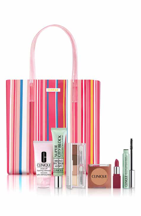 Clinique Beach Bag Essentials Set (Purchase with any Clinique Purchase)