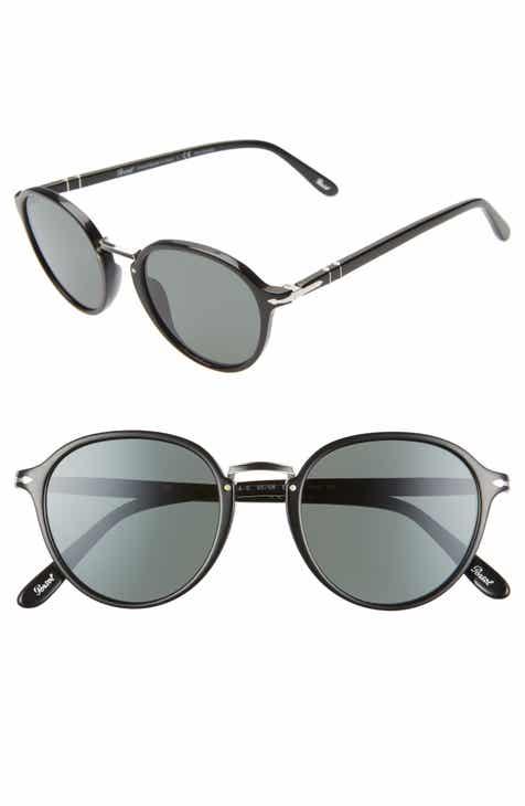 ae14ff909d0 Persol 51mm Polarized Round Sunglasses