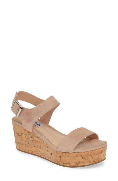 db10fdff91b Steve Madden Breathe Wedge Sandal (Women)