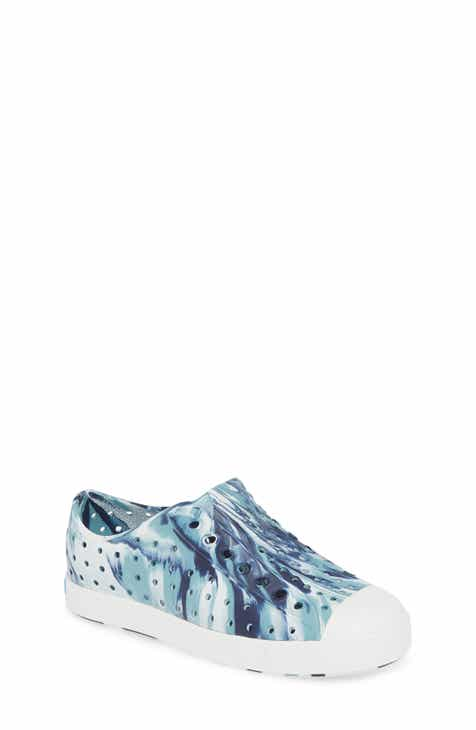 e224a3b7aad Native Shoes Jefferson - Marbled Perforated Slip-On (Walker