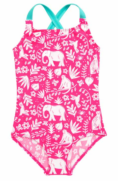 01d99c03e7ec8 Mini Boden Print One-Piece Swimsuit (Toddler Girls