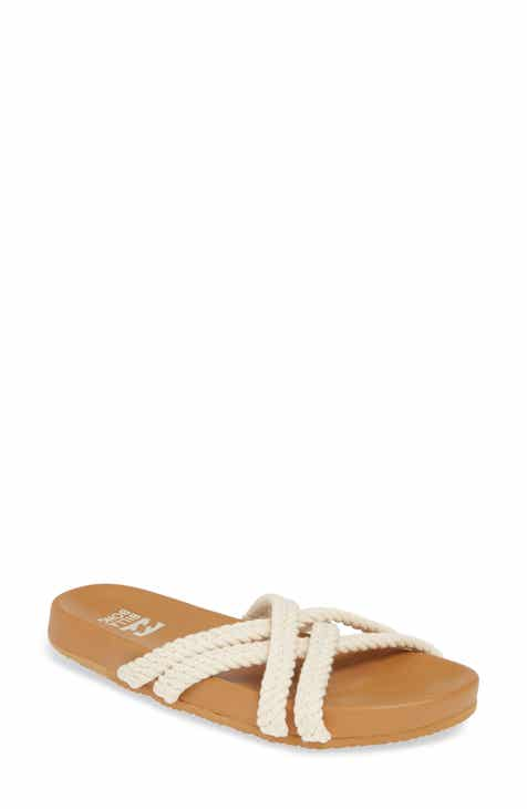 2a9f96754dcb Billabong Rope Tide Slide Sandal (Women)