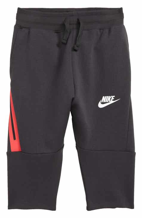 c6c5f5caa Nike Sportswear Tech Fleece Energy Crop Sweatpants (Little Boys & Big Boys)