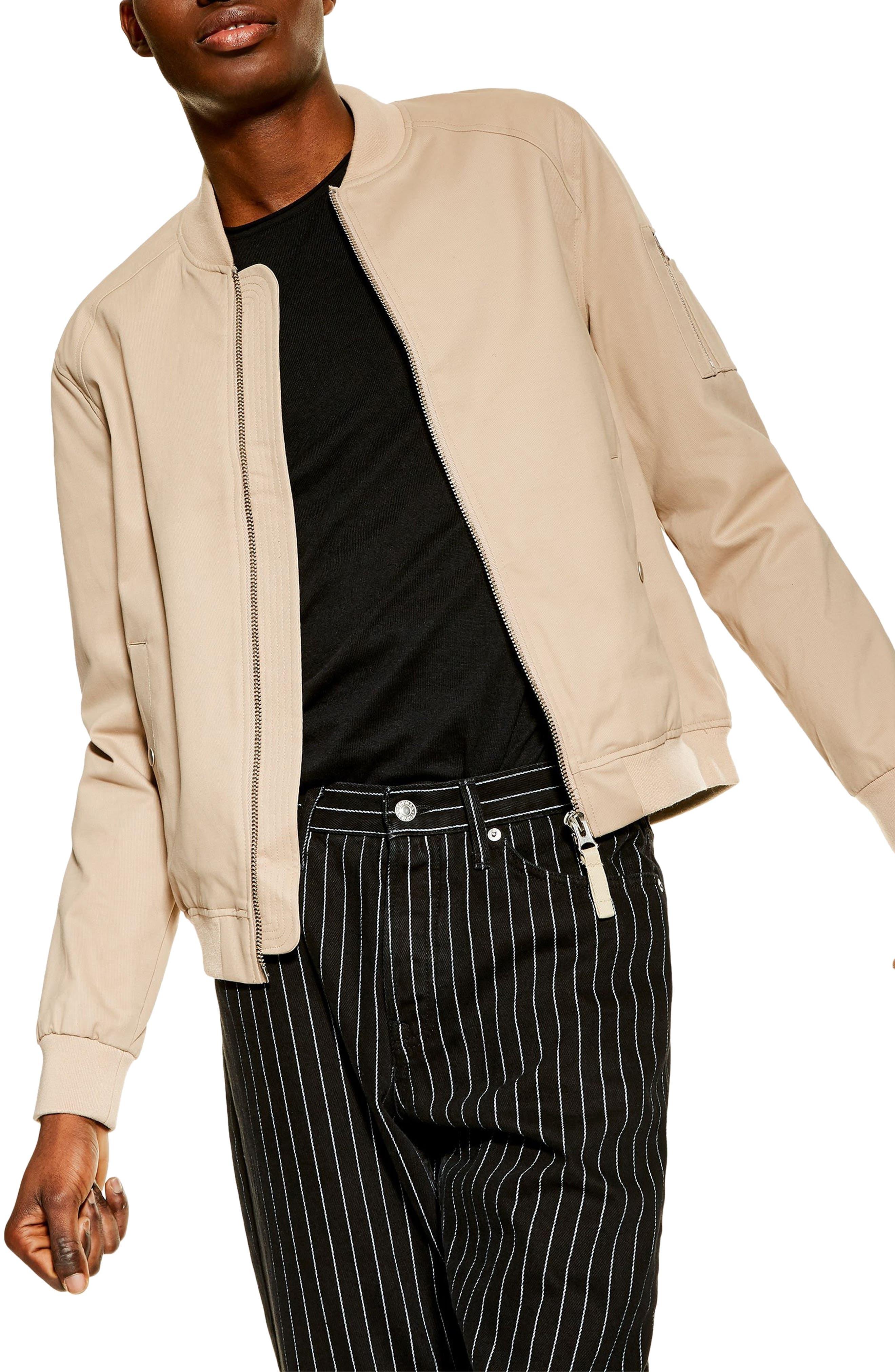 a39bb1951 Men's Topman Coats & Jackets | Nordstrom