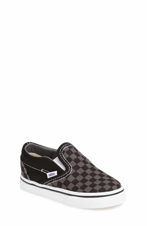 51ccee6b3ed Vans Classic Checker Slip-On (Toddler, Little Kid & Big Kid)