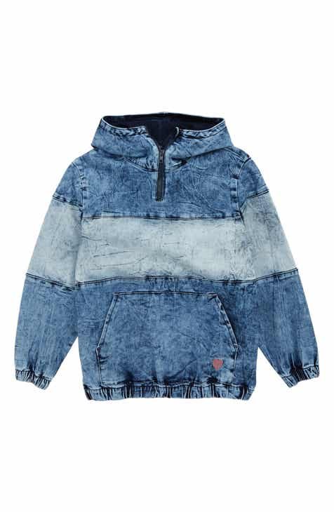 688d9dfca78c6 Tucker + Tate Denim Anorak (Big Girls)
