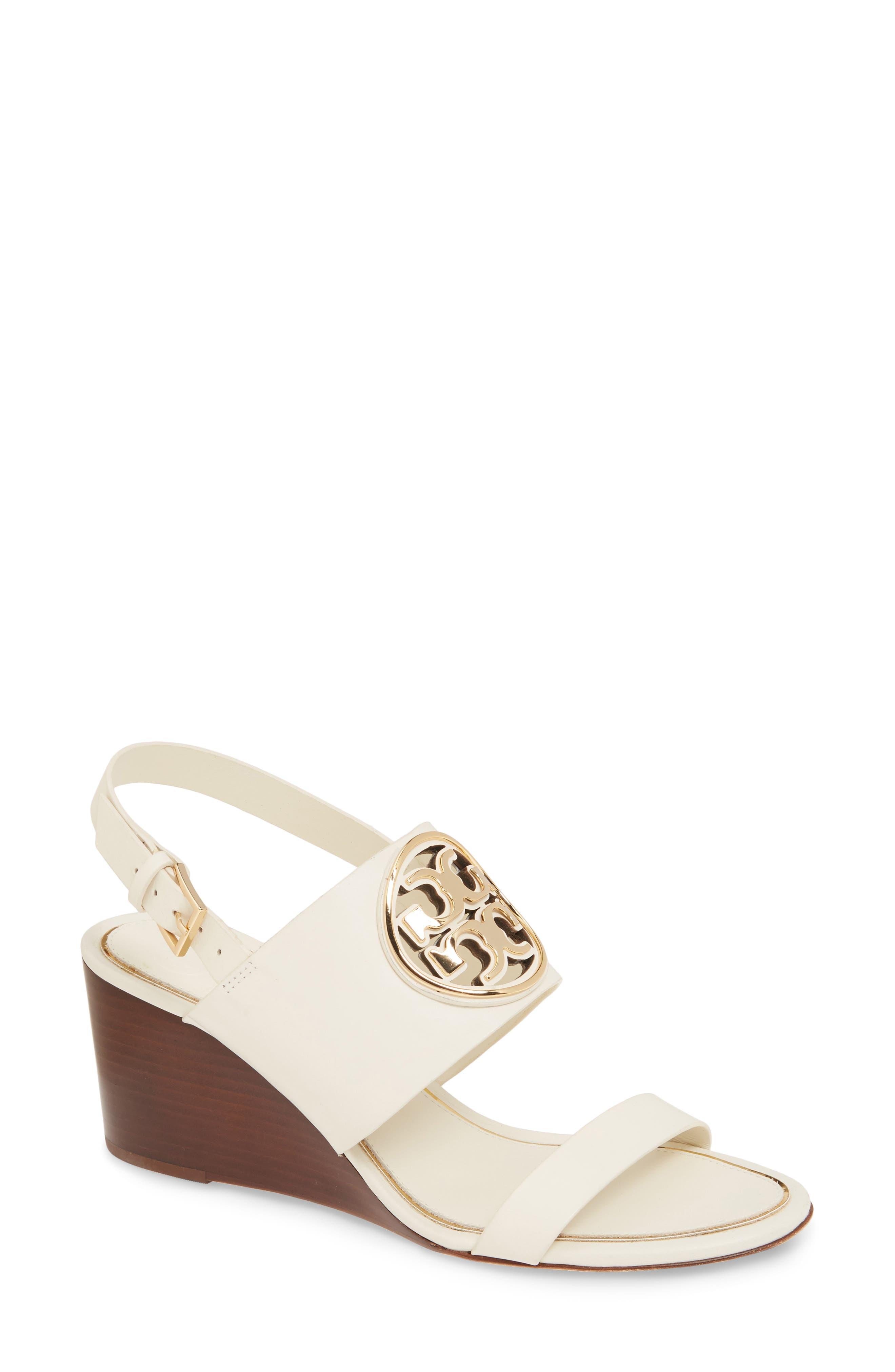 5bef93830595 Women s Tory Burch Wedge Sandals
