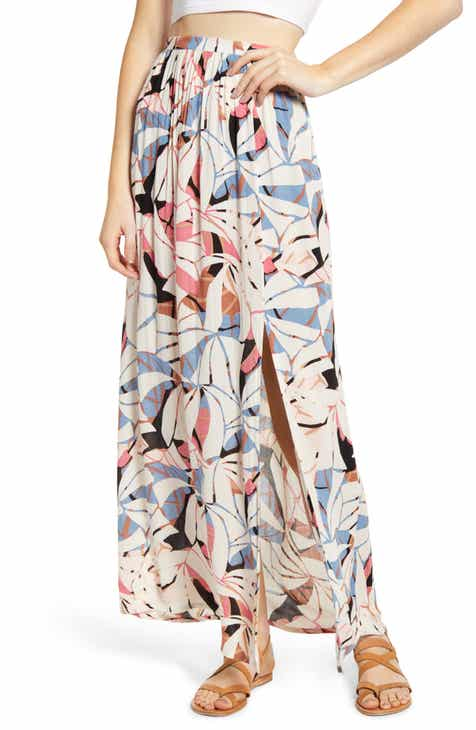 a8f4a057c0 Billabong Honey Maker Maxi Skirt