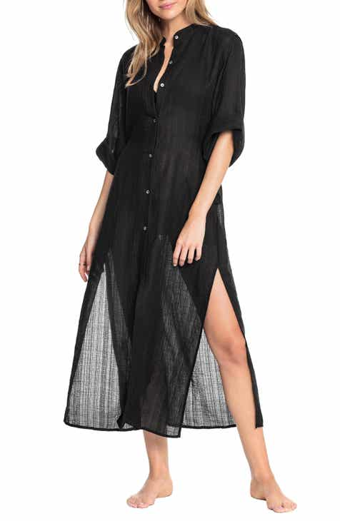 Chelsea28 Emilee Tassel Cover-Up Dress by CHELSEA28