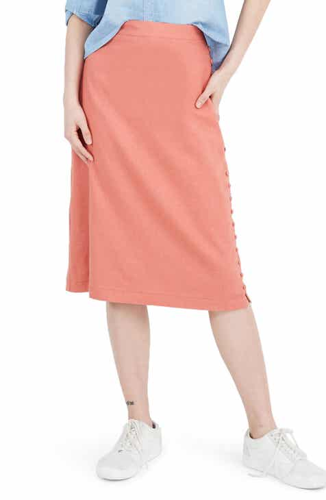 65f265c4c2 Women's Madewell Skirts | Nordstrom