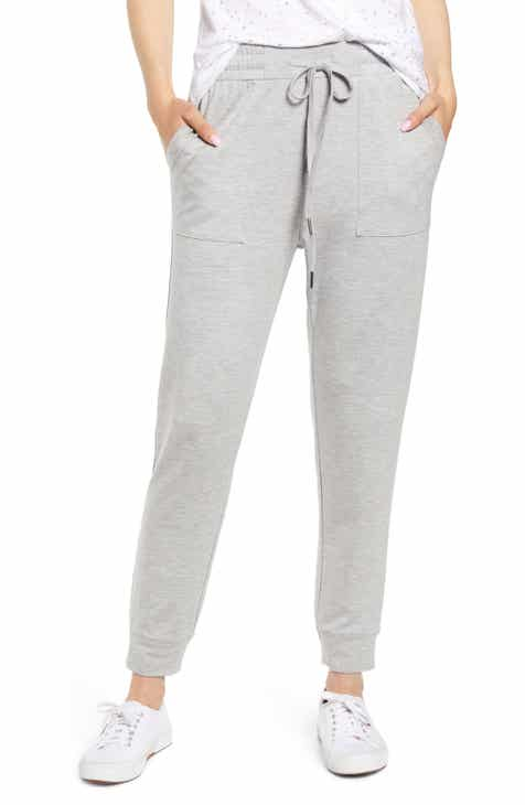 70bcd5522374 Caslon® Knit Jogger Pants (Regular & Petite)