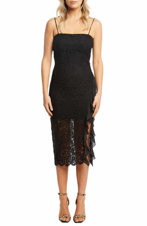 Bardot Priscilla Lace Body-Con Dress