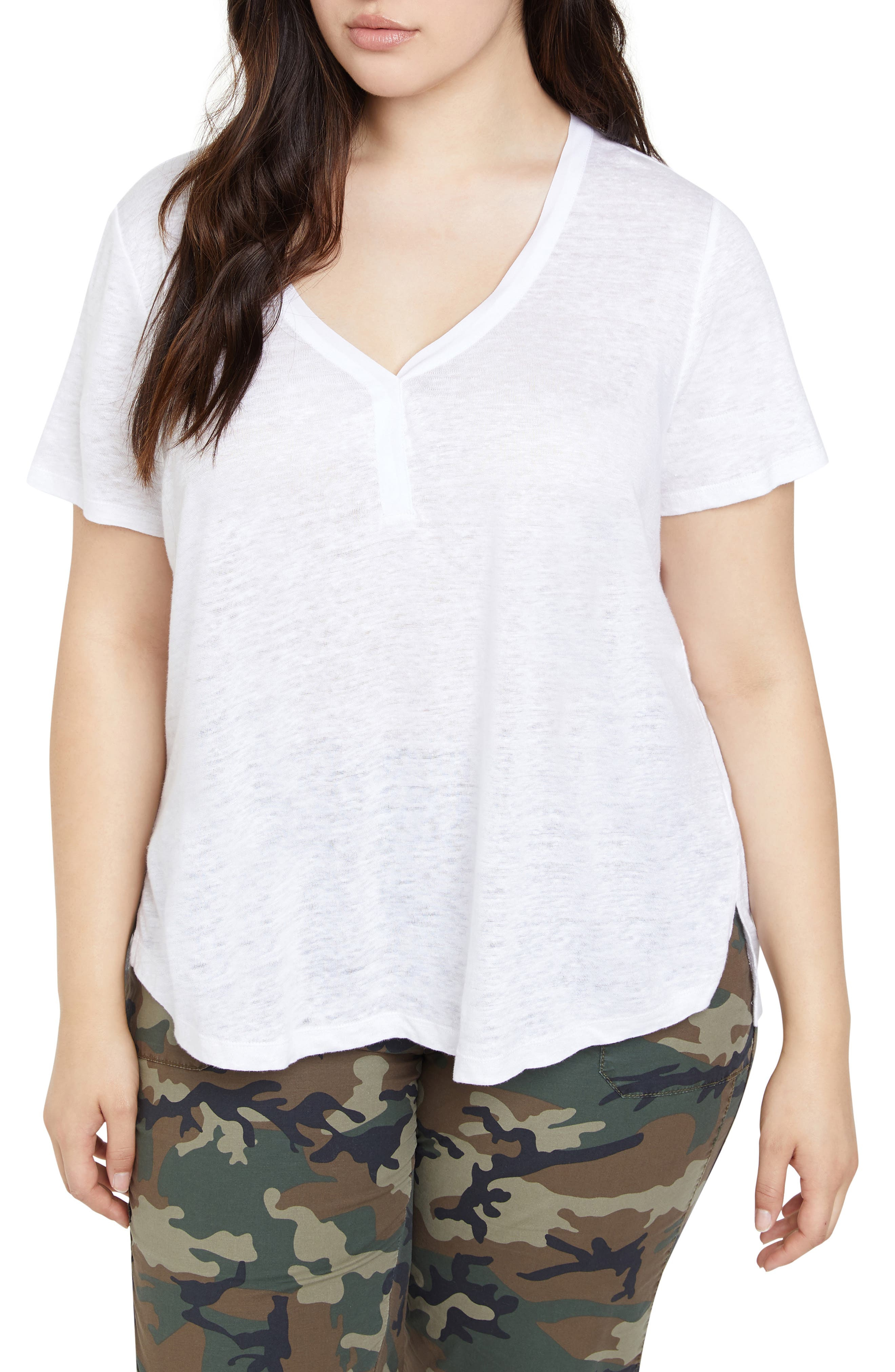 0c794e674ef88c Women's Plus-Size Tops | Nordstrom