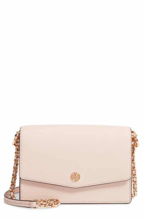 eab81381caf Tory Burch Mini Robinson Leather Shoulder Bag