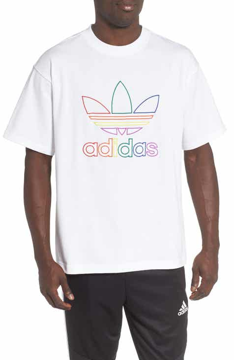 be3449bd0 adidas Originals Pride Embroidered T-Shirt