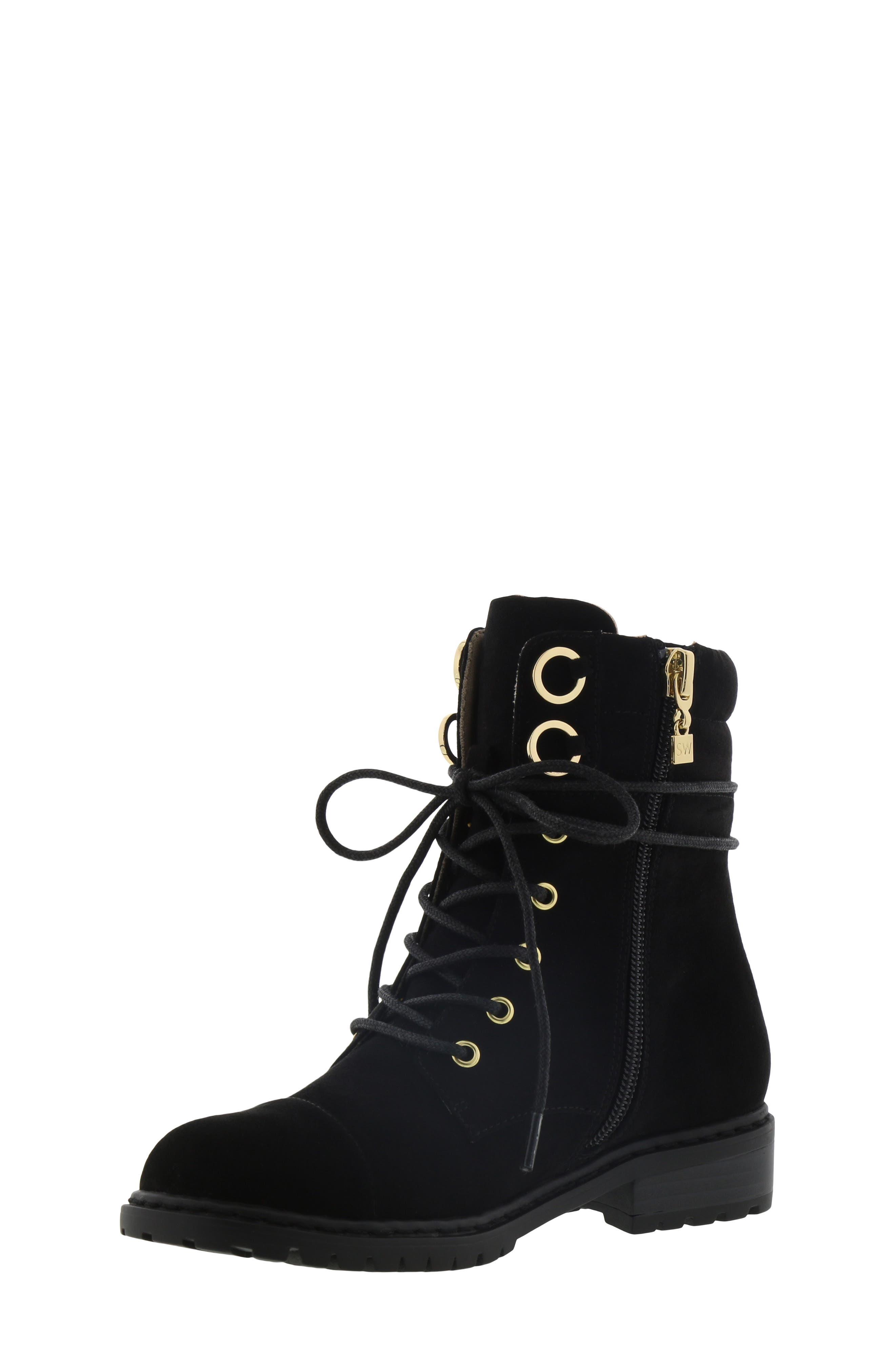 Girls\u0027 Zip,Up Boots \u0026 Booties