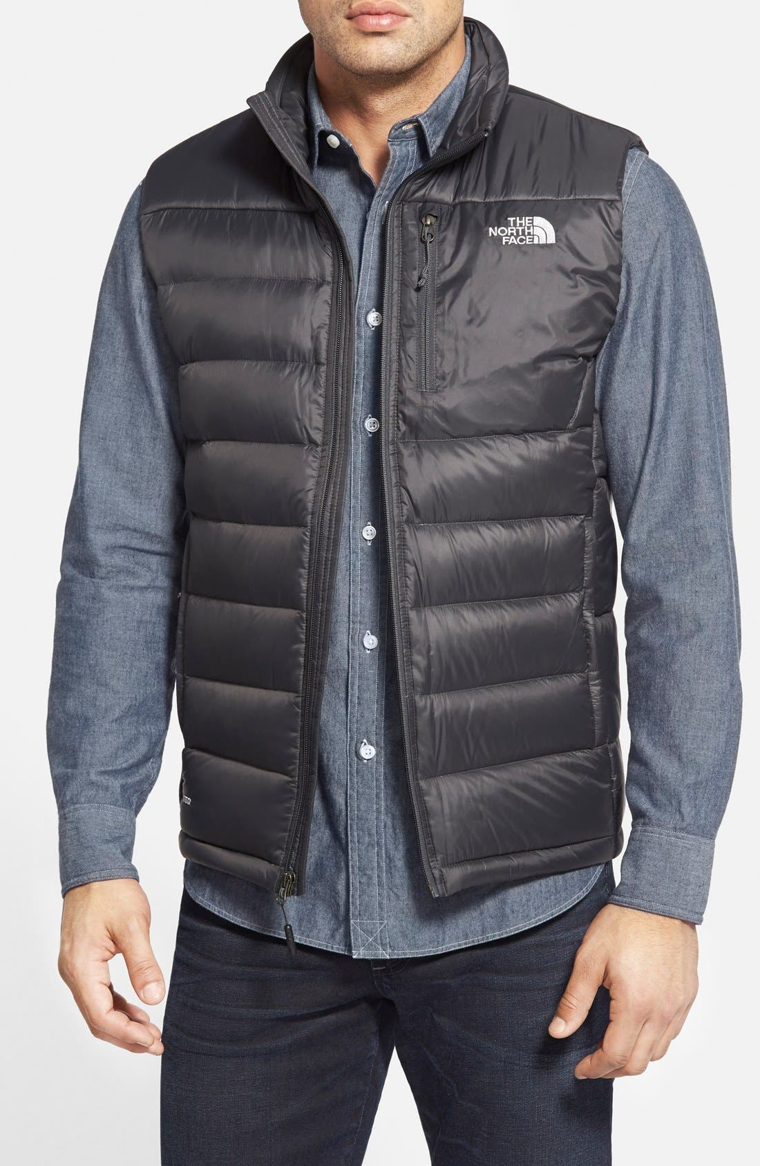 Alternate Image 1 Selected - The North Face 'Aconcagua' Goose Down Vest