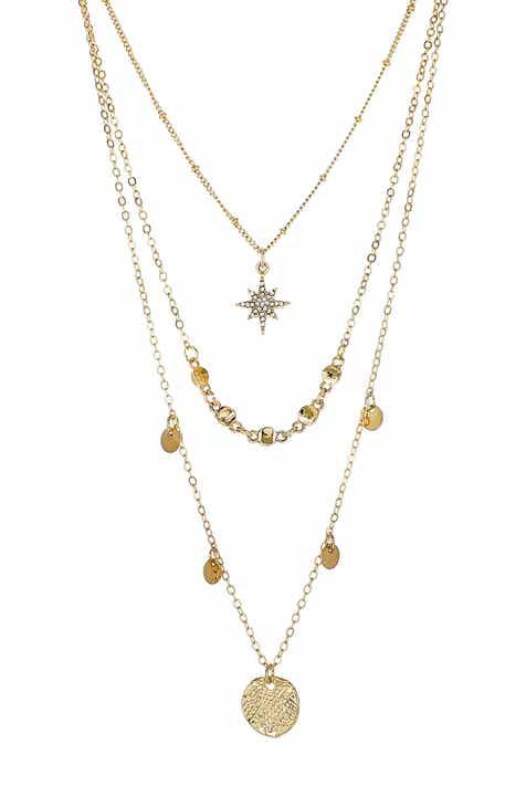 13560bc70 Women's Multi-Strand Necklaces | Nordstrom