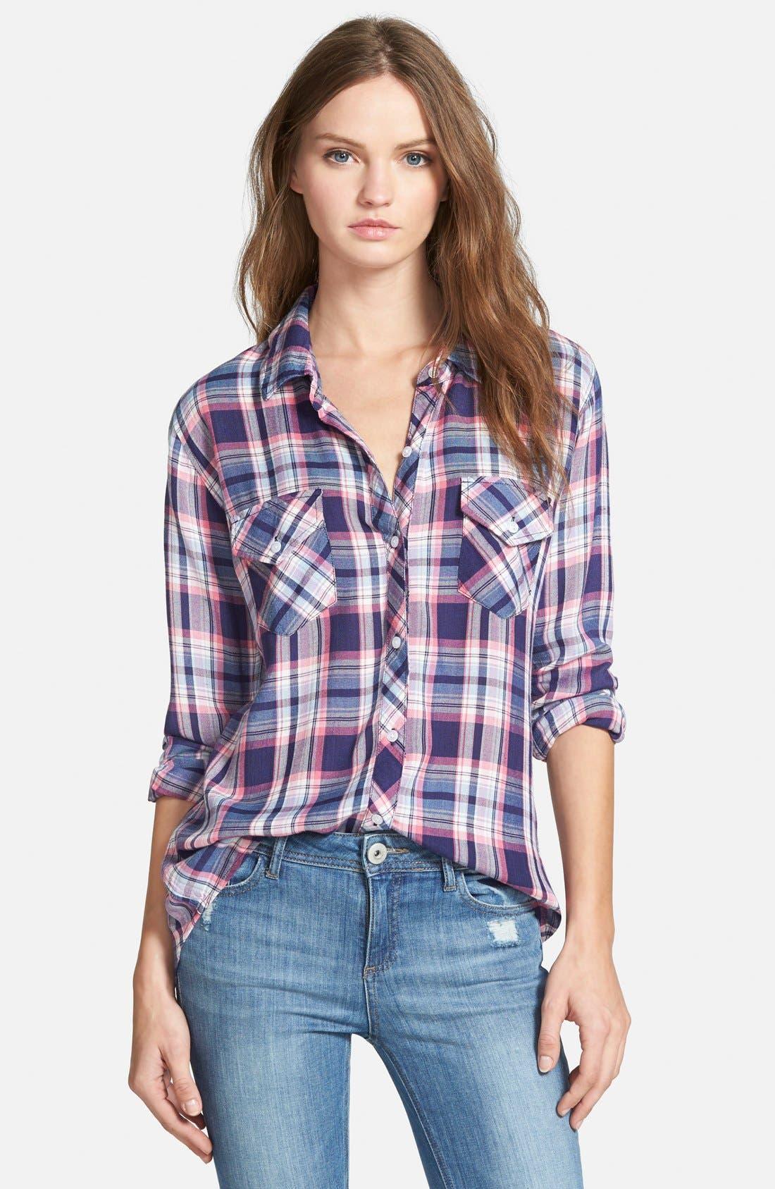Alternate Image 1 Selected - Rails 'Carmen' Plaid Shirt