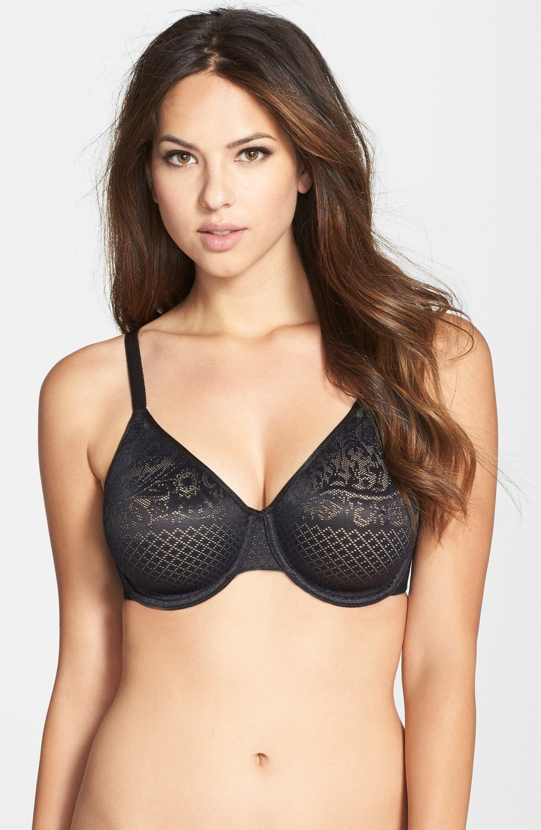 Wacoal 'Visual Effects' Underwire Minimizer Bra