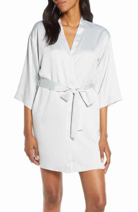 Flora Nikrooz Victoria Satin Short Robe Promo Code