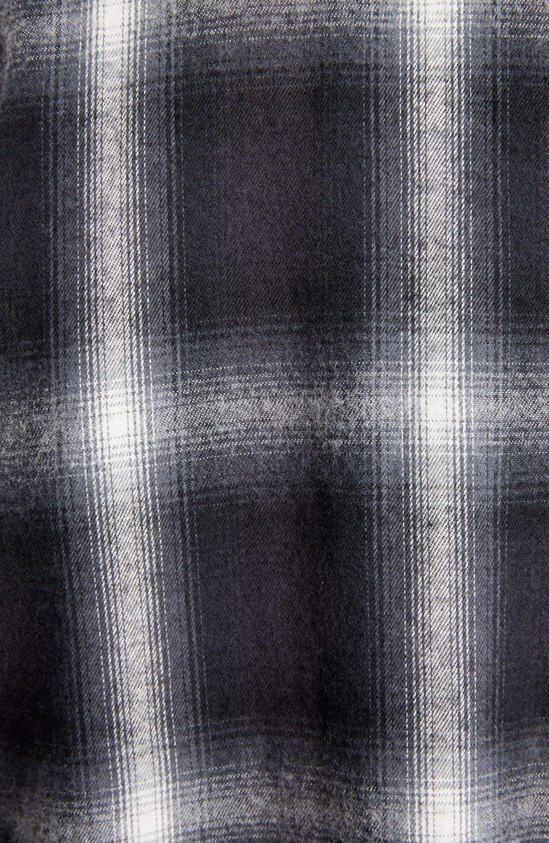 Alternate Image 3  - Saint Laurent Oversize Check Flannel Shirt