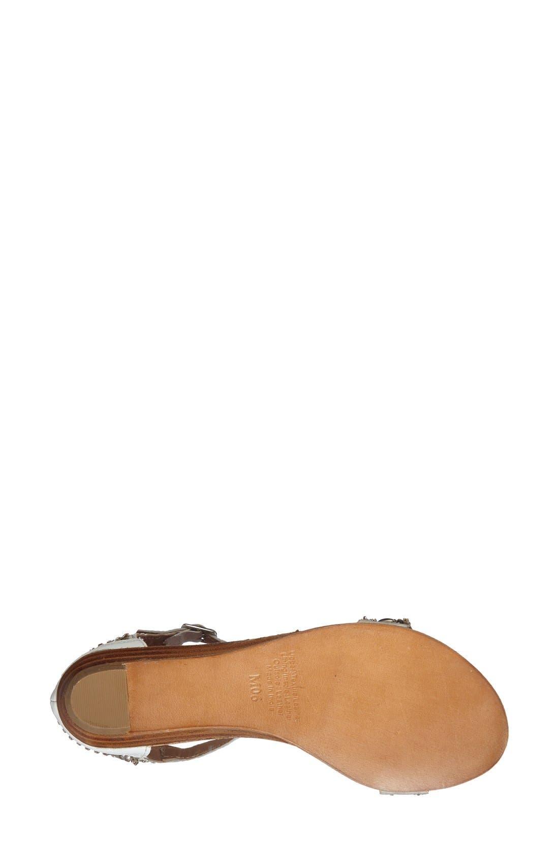 Alternate Image 4  - Vis-à-Vis 'Honi' Embellished Sandal (Women)