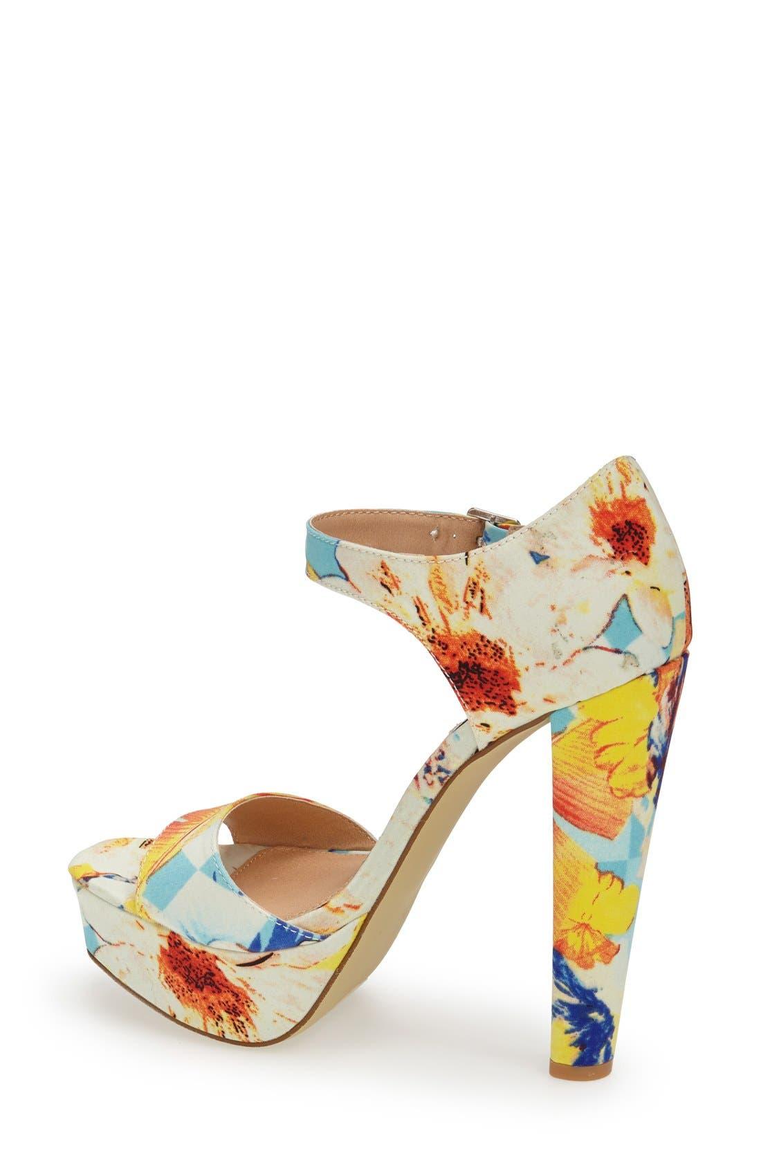 Alternate Image 2  - Steve Madden 'Presae' Platform Sandal (Women)