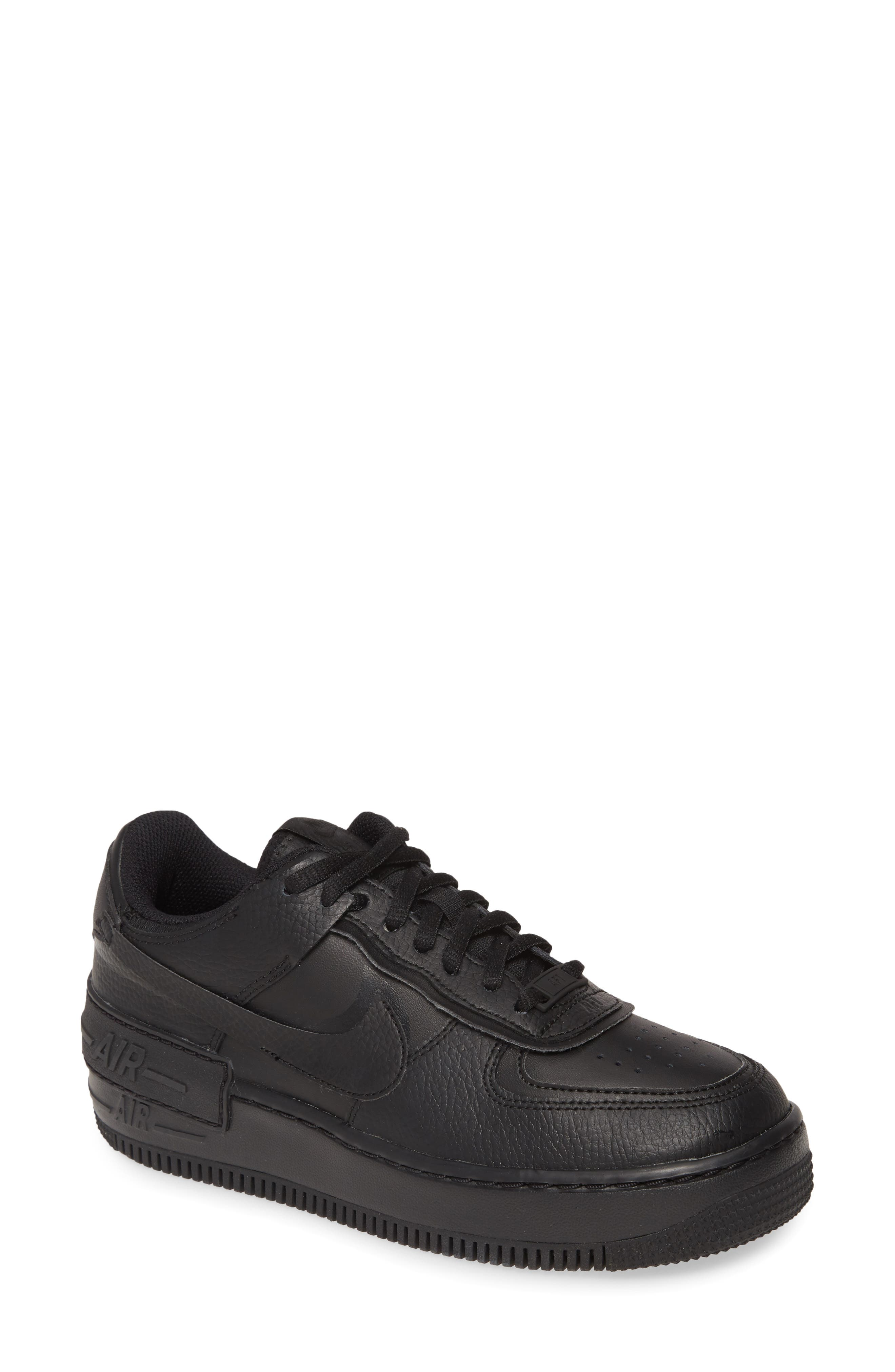 black nikes shoes | Nordstrom